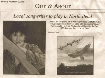 Local Article Nov 2006