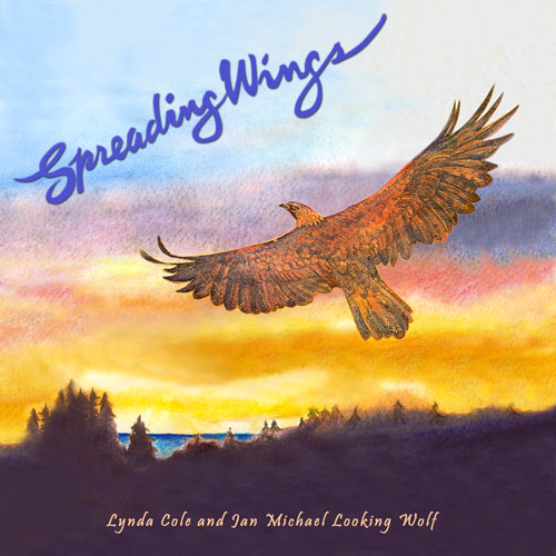 Spreading Wings CD Cover