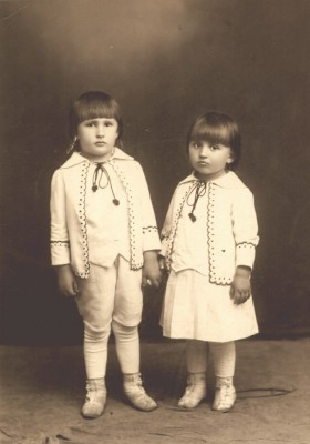 George & Natalie Mahoff about 1918